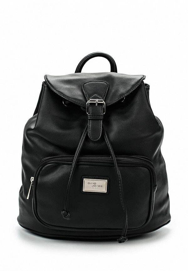 Городской рюкзак David Jones (Дэвид Джонс) СМ3036_черный