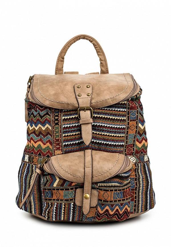 Городской рюкзак David Jones (Дэвид Джонс) СМ3122_коричневый