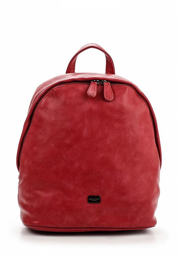 Городской рюкзак David Jones 5221-4_красный