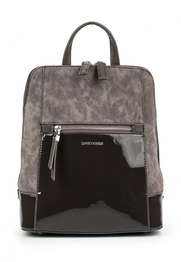 Городской рюкзак David Jones (Дэвид Джонс) 5211-4_черный
