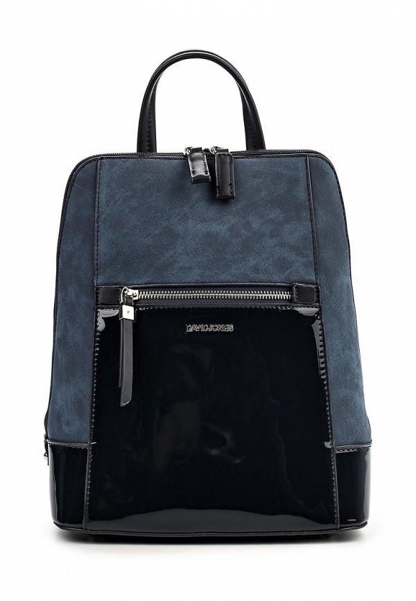 Городской рюкзак David Jones (Дэвид Джонс) 5211-4_синий