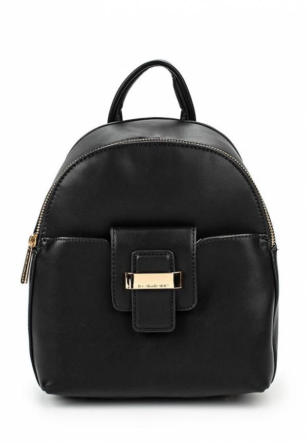 Городской рюкзак David Jones (Дэвид Джонс) 5203-3_черный