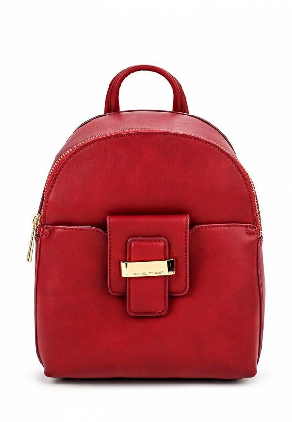 Городской рюкзак David Jones (Дэвид Джонс) 5203-3_бордовый