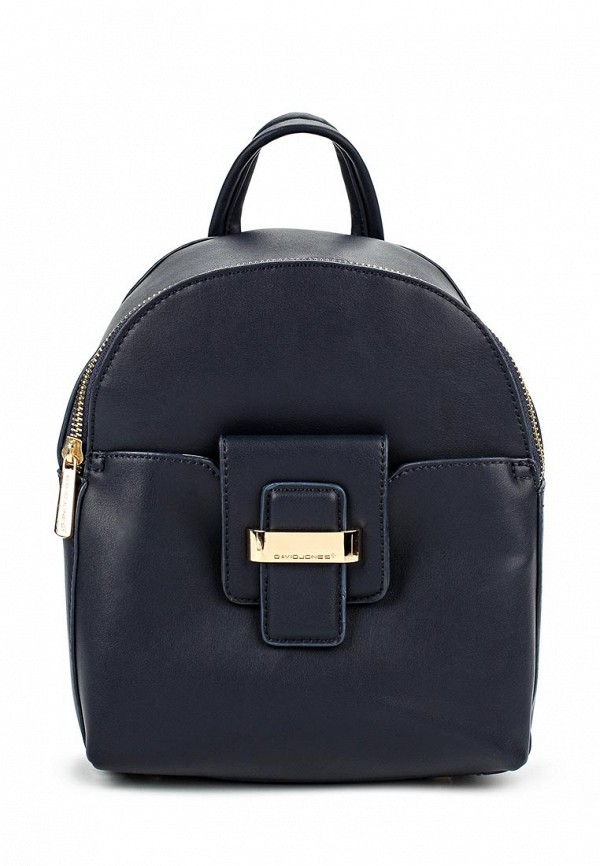 Городской рюкзак David Jones 5203-3_синий