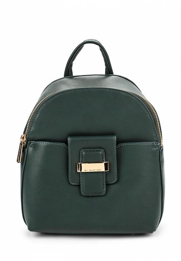 Городской рюкзак David Jones 5203-3_зеленый