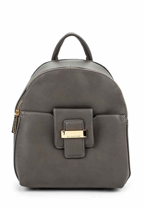 Городской рюкзак David Jones (Дэвид Джонс) 5203-3_серый