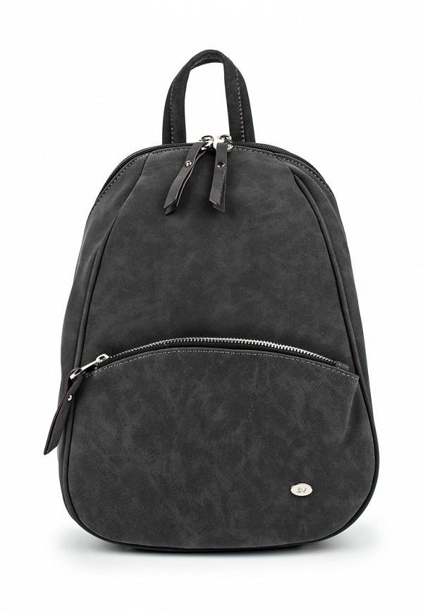 Городской рюкзак David Jones (Дэвид Джонс) 5228-3_черный