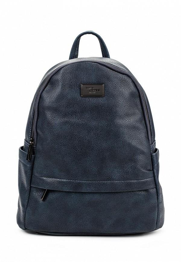 Городской рюкзак David Jones (Дэвид Джонс) СМ3213_синий
