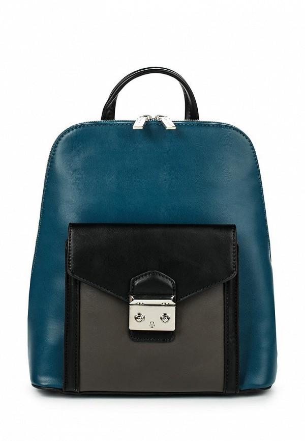 Городской рюкзак David Jones (Дэвид Джонс) 5235-3_бирюзовый