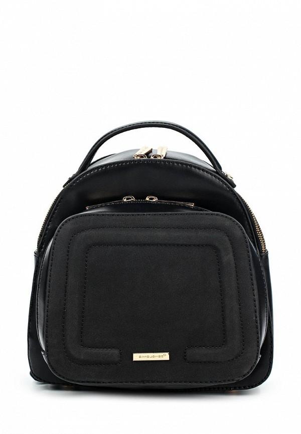 Рюкзак David Jones 5207-2_черный