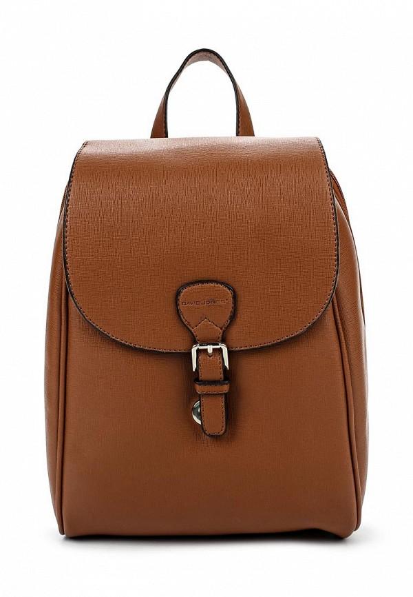 Рюкзак David Jones СМ3231_коричневый