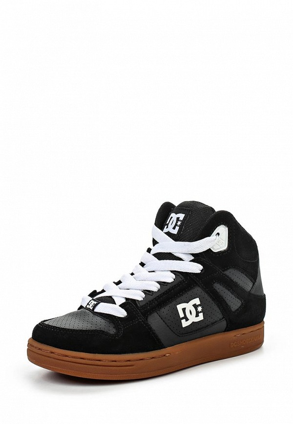 Кеды для мальчиков DC Shoes 302676B