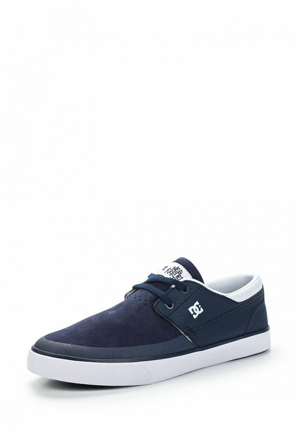 Кеды DC Shoes DC Shoes DC329AMAKBL2