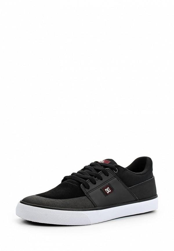 Кеды DC Shoes DC Shoes DC329AMAKBL3 dc shoes кеды dc heathrow se 11