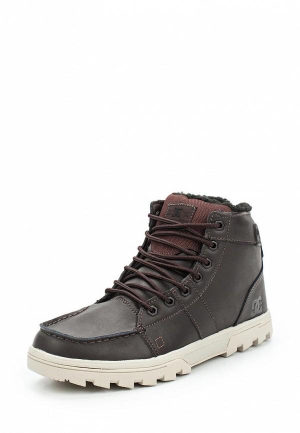 Ботинки DC Shoes DC Shoes DC329AMVNU68 dc shoes кеды dc heathrow se 11