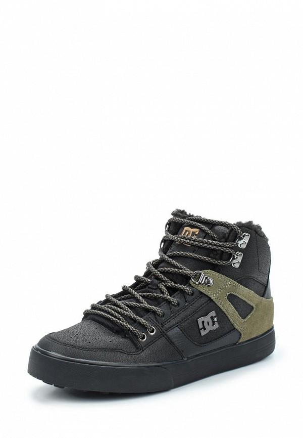 Кеды DC Shoes DC Shoes DC329AMVNV13 dc shoes кеды dc heathrow se 11