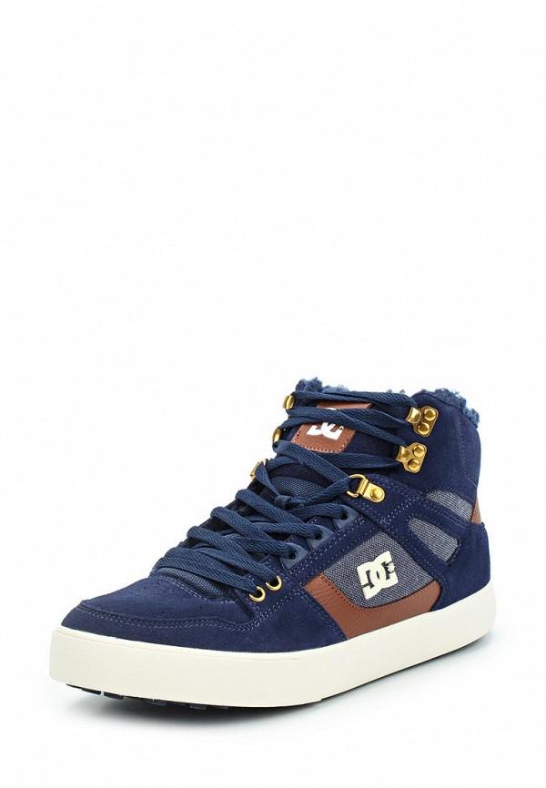 Кеды DC Shoes DC Shoes DC329AMVNV14 dc shoes кеды dc heathrow se 11