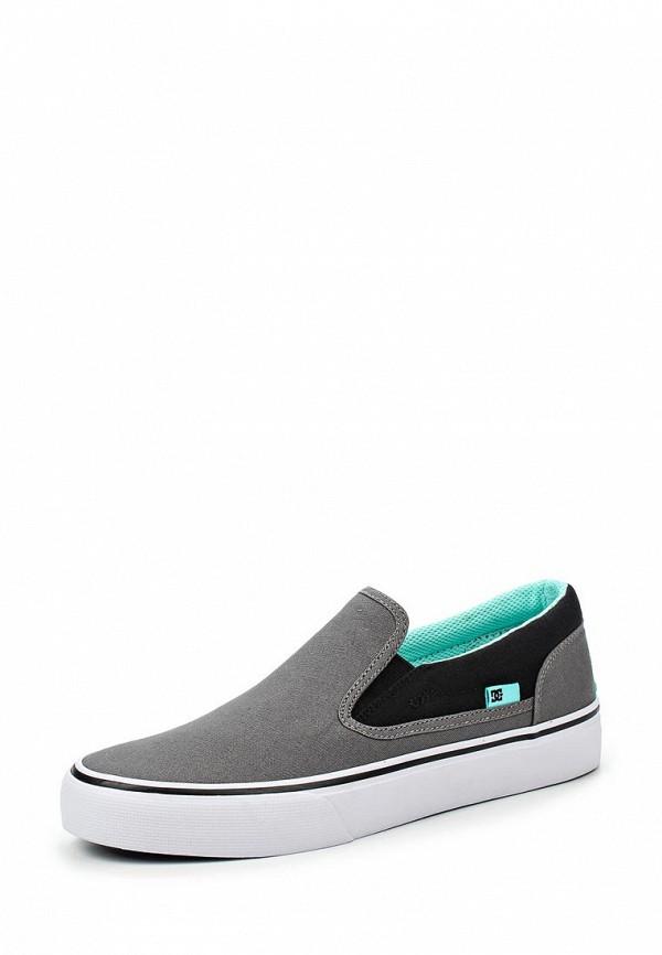 Женские слипоны DC Shoes ADJS300105