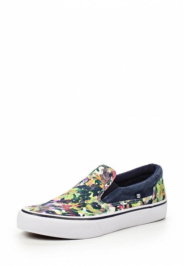 Слипоны DC Shoes ADJS300113