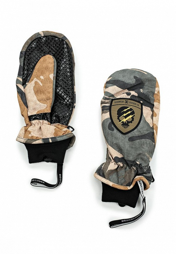 Варежки горнолыжные DC Shoes