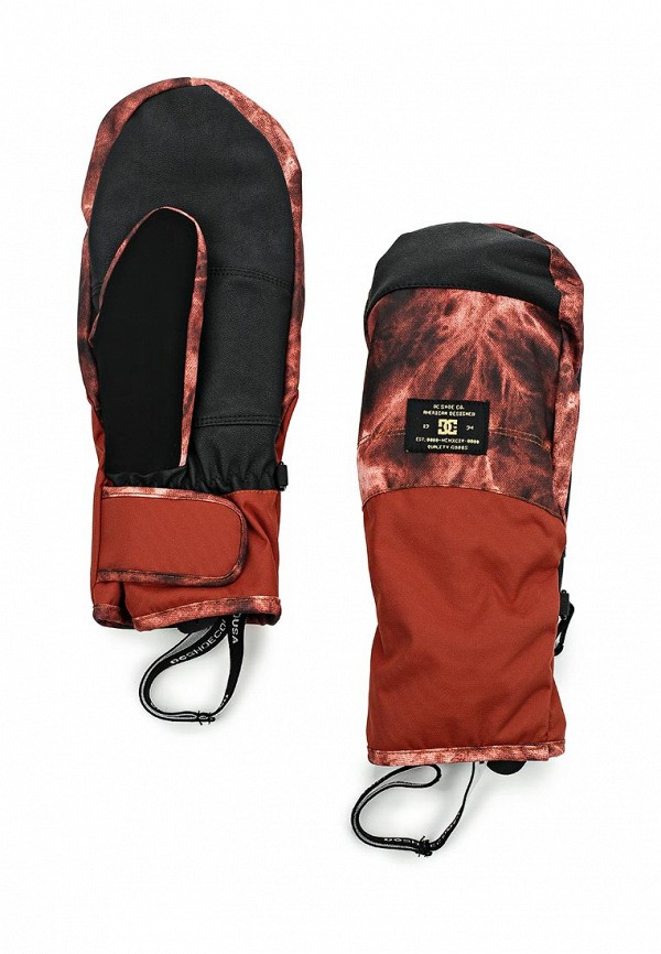 Варежки горнолыжные DC Shoes DC Shoes DC329DWVNT29 словени горнолыжные курорты куплю путевку не дорого