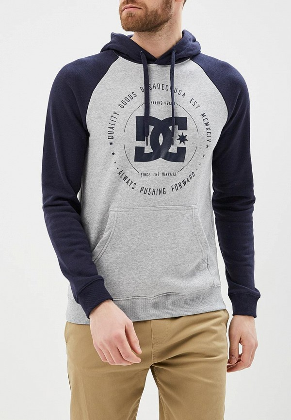 Худи DC Shoes DC Shoes DC329EMAKAW9