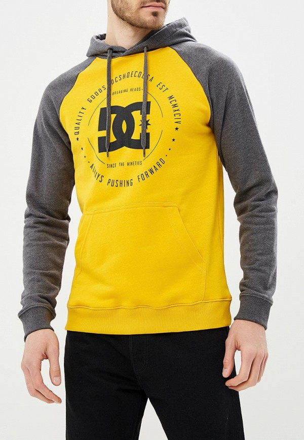 Худи DC Shoes DC Shoes DC329EMAKAX1 худи dc shoes dc shoes dc329emakax1