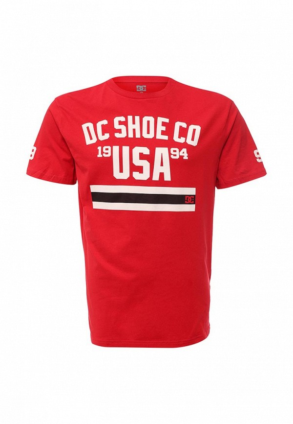 Футболка с надписями DC Shoes EDYZT03399