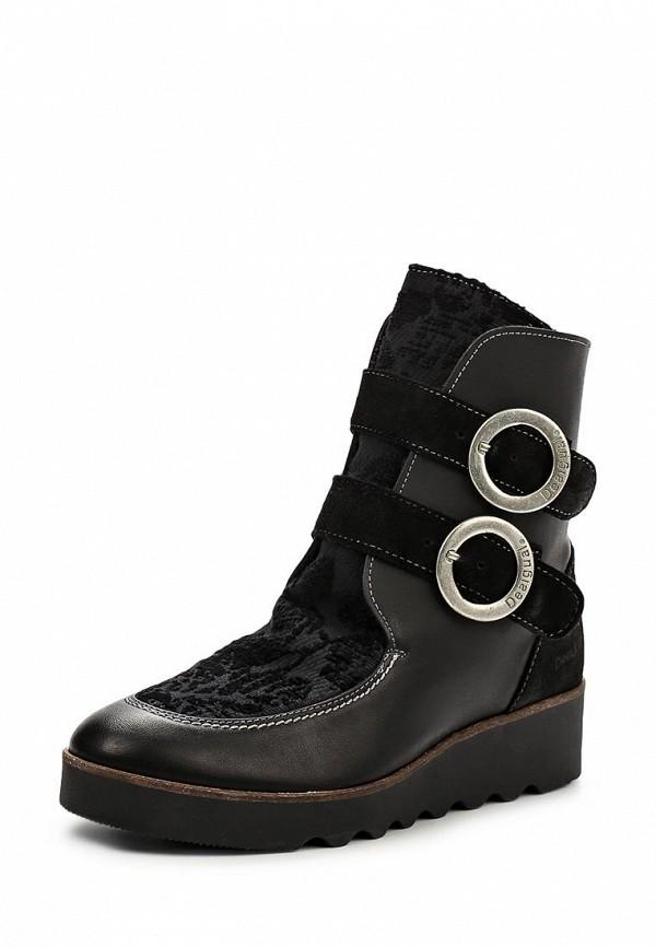 Ботинки Desigual 67AS6B2