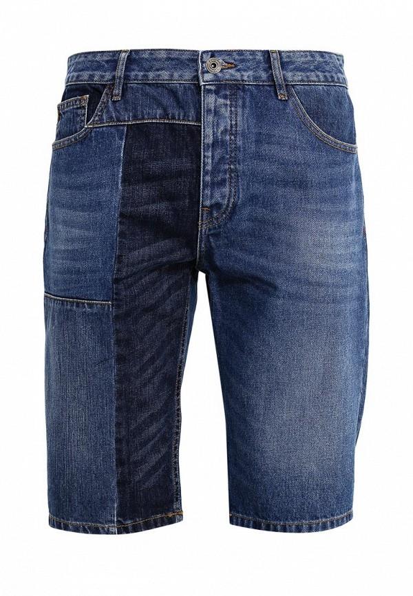 Мужские джинсовые шорты Desigual (Дезигуаль) 61D18A8