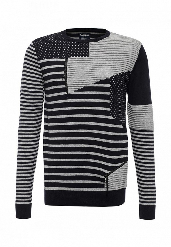 Пуловер Desigual 67J11B1