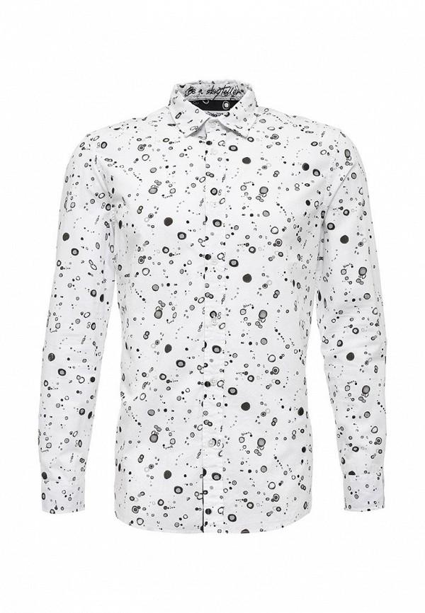 Рубашка с длинным рукавом Desigual (Дезигуаль) 67C12E6