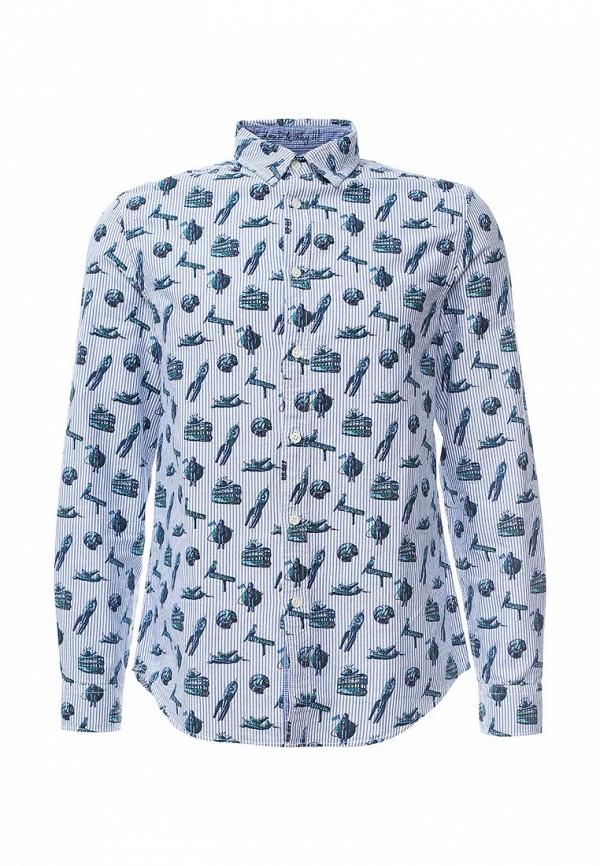 Рубашка с длинным рукавом Desigual 67C12F6
