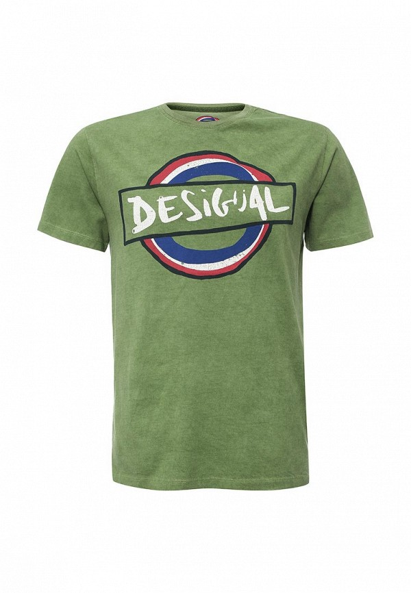 Футболка Desigual 72T14H5