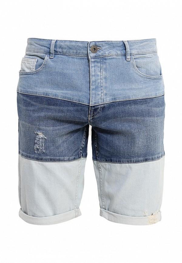 Мужские джинсовые шорты Desigual (Дезигуаль) 72D18B5