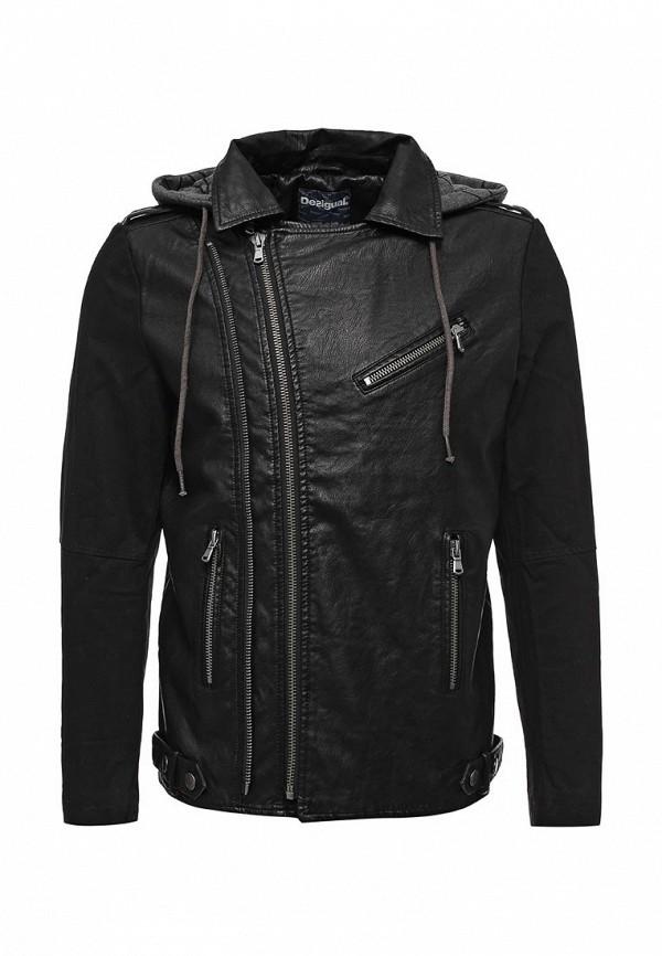 Куртка кожаная Desigual Desigual DE002EMVNR33
