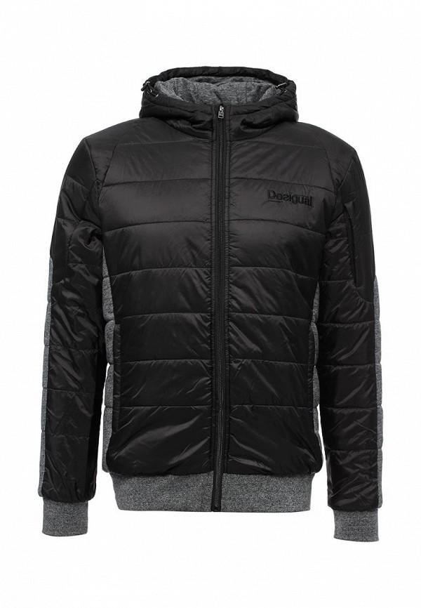 цена Куртка утепленная Desigual Desigual DE002EMVNR34 онлайн в 2017 году