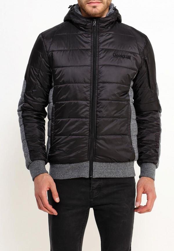 Куртка утепленная Desigual Desigual DE002EMVNR34 куртка desigual куртка