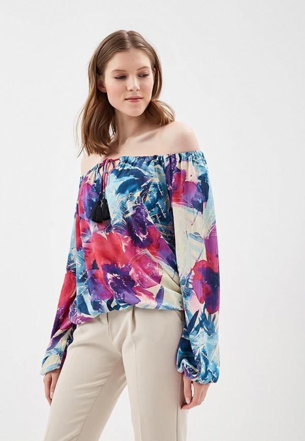 Блуза Desigual Desigual DE002EWABXI9 блуза desigual desigual de002ewula35