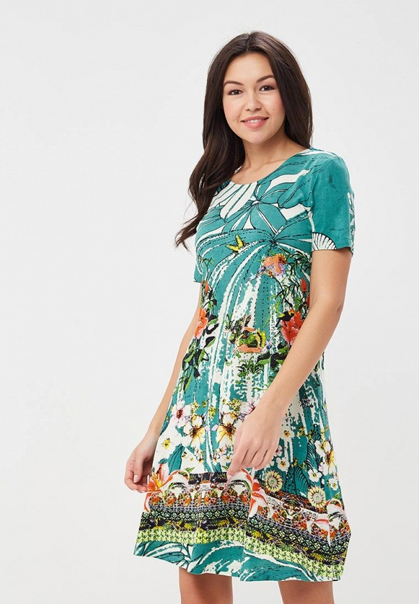 Платье Desigual Desigual DE002EWABXT2 платье desigual 17wwvk44 2000