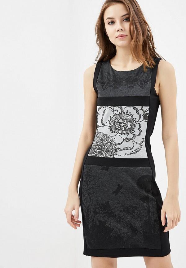Платье Desigual Desigual DE002EWABXT7 платье desigual desigual de002ewoqr00