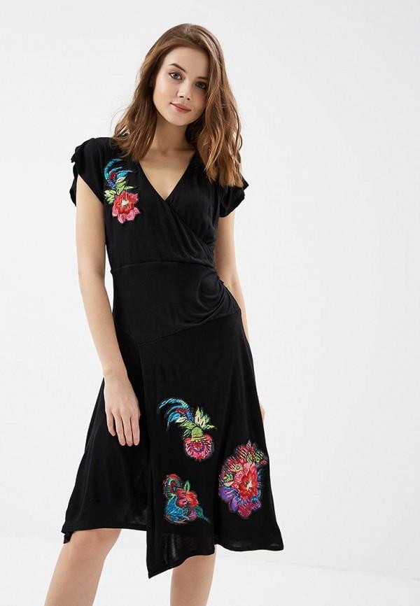Платье Desigual Desigual DE002EWABXU1 платье desigual desigual de002ewoqr00