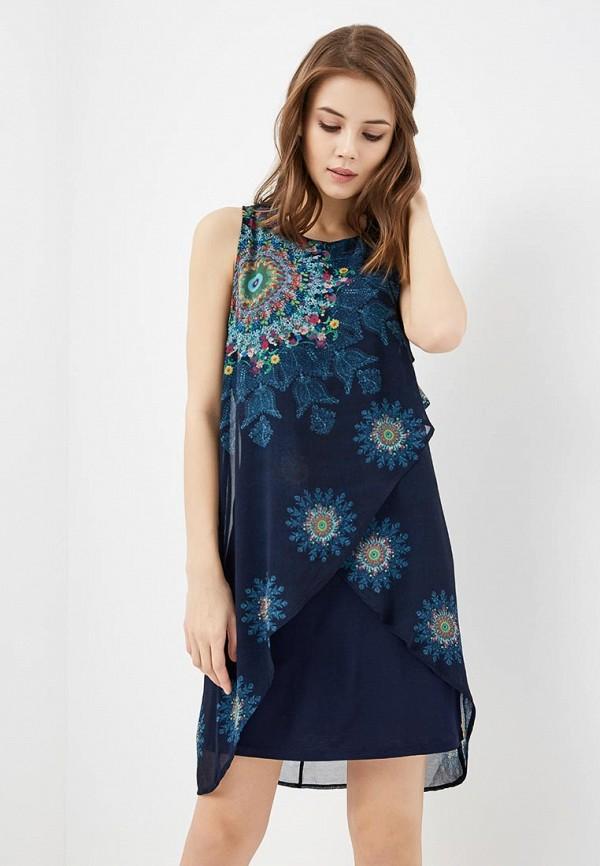 Платье Desigual Desigual DE002EWABXU8 слипоны desigual desigual de002awoqp44