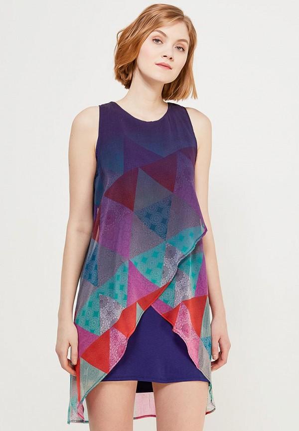 Платье Desigual Desigual DE002EWABXU9 платье desigual 17wwvk44 2000
