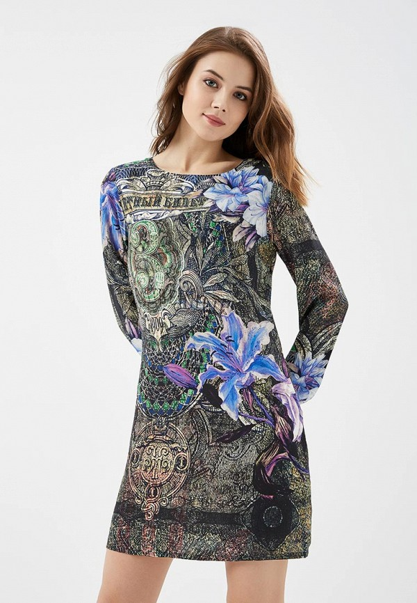 Платье Desigual Desigual DE002EWABXV2 платье desigual desigual de002ewoqr00