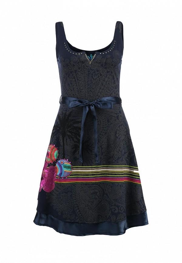 Платье-миди Desigual 51V20N5