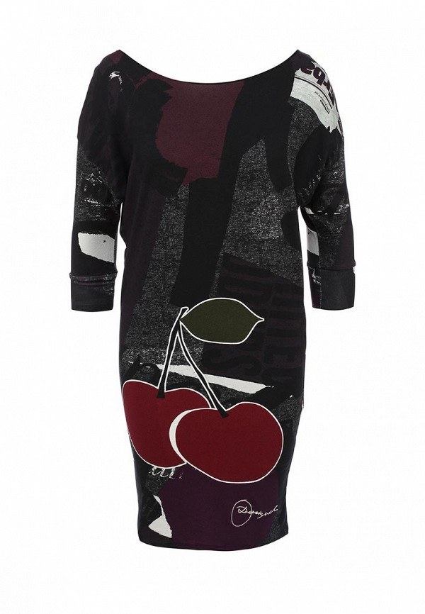 Платье-миди Desigual (Дезигуаль) 57V20R3