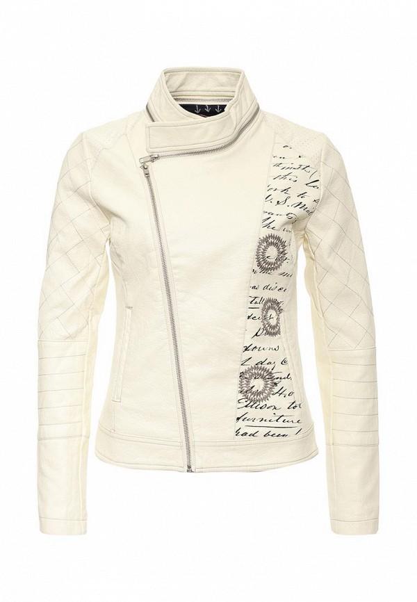 Кожаная куртка Desigual (Дезигуаль) 61E29Q2