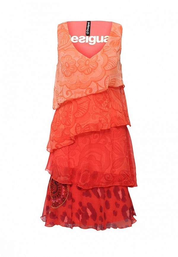 Летнее платье Desigual (Дезигуаль) 61V28Q5