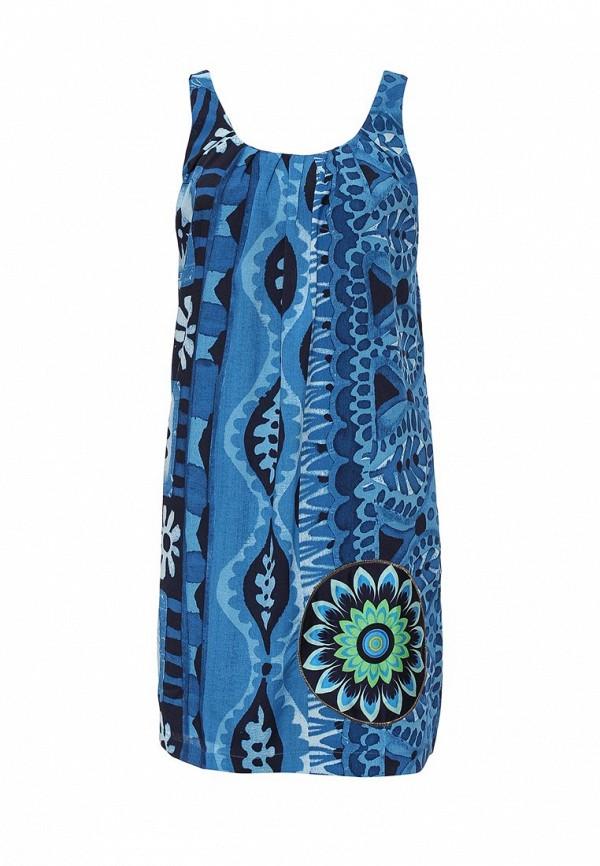 Платье-миди Desigual (Дезигуаль) 61V28Q7